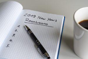 Votre objectif pour 2019, accompagné par le coaching