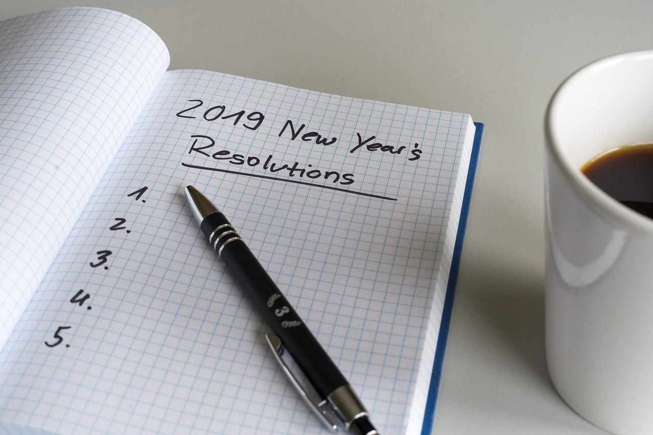 Objectifs pour 2019