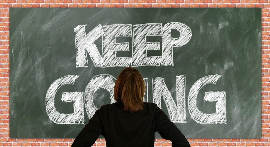 tableau keep going